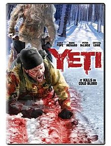 Yeti Curse of the Snow Demon (2008) (In Hindi) SL MV - Carly Pope, Marc Menard, Adam OByrne, Crystal Lowe, Kris Pope, Taras Kostyuk, Peter DeLuise, Josh Emerson, Ona Grauer