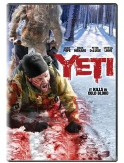 Yeti Curse Of The Snow Demon Wikipedia