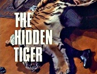 "The Hidden Tiger - Image: ""The Hidden Tiger"""