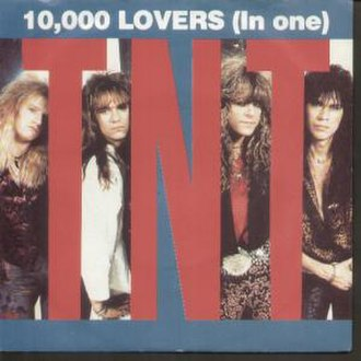 10,000 Lovers (In One) - Image: 10,000 Lovers