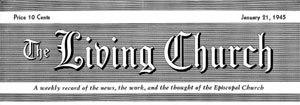 The Living Church - Image: 1945Living Church