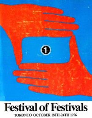 1976 Toronto International Film Festival - Festival poster