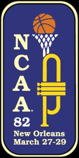1982 NCAA Division I Mens Basketball Tournament