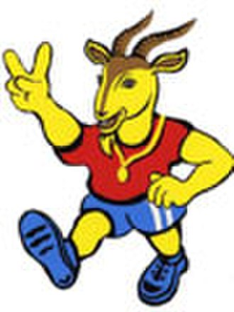 2003 ASEAN Para Games - The Golden Goat, The official mascot of the games