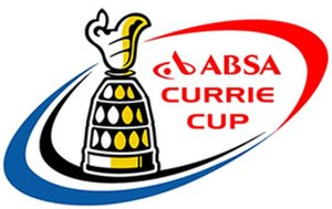 2008 Currie Cup First Division - Official logo