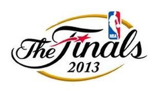 2013 NBA Finals - Image: 2013 NBA Finals Logo