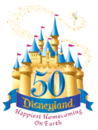 Happiest Homecoming on Earth - Image: 50th Disney