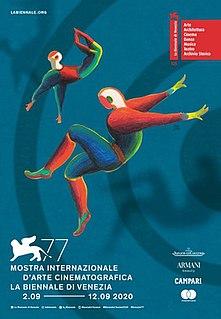 77th Venice International Film Festival Film festival