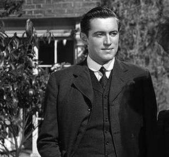 John McCallum (actor) - McCallum in The Loves of Joanna Godden (1947)