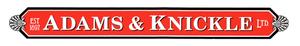 Adams & Knickle - Image: Adams and Knickle logo