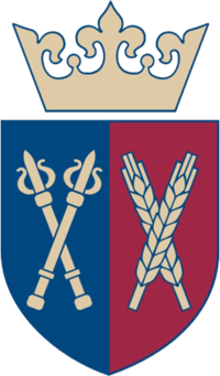 Agricultural University of Kraków Arms.png