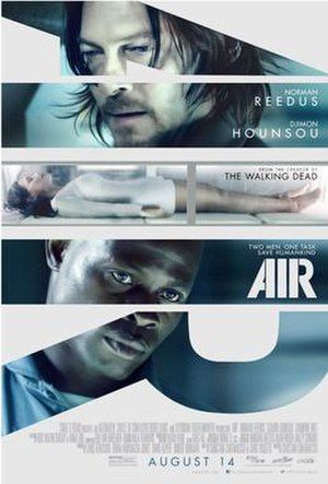 Air (2015 film) - Theatrical release poster