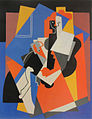 Albert Gleizes, 1920, Femme et enfant (Woman and child).jpg
