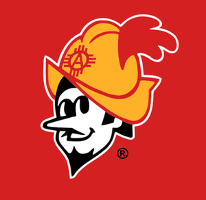 Albuquerque Dukes - Image: Albuquerque Dukes Cap Logo