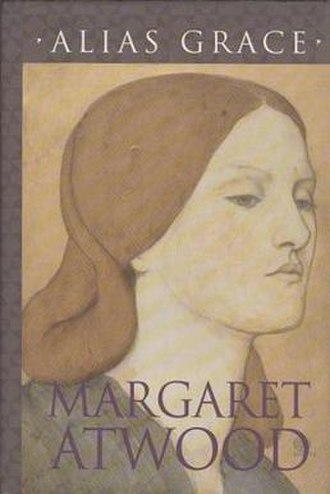 Alias Grace - First edition cover
