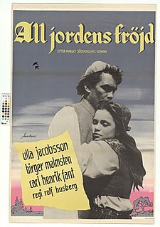 <i>All the Worlds Delights</i> 1953 film by Rolf Husberg