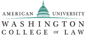Washington College of Law - Image: American University Washington College of Law logo