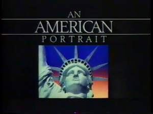 An American Portrait - Image: An American Portrait intertitle