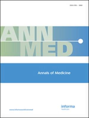 Annals of Medicine - Image: Annals of Medicine