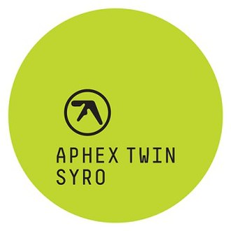 Syro - Image: Aphex Twin Syro alt cover