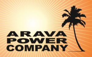 Arava Power Company - Image: Arava Power