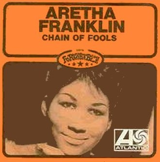 Chain of Fools - Image: Aretha Fra