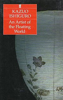 <i>An Artist of the Floating World</i>