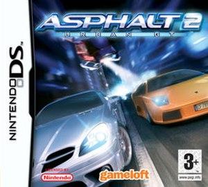 Asphalt: Urban GT 2 - Image: Asphalt Urban GT 2