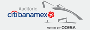 Auditorio Citibanamex - Image: Auditorio Citibanamex logo