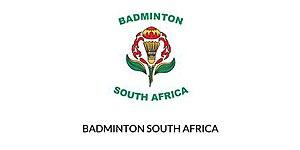 Badminton South Africa - Image: Badminton SA Logo