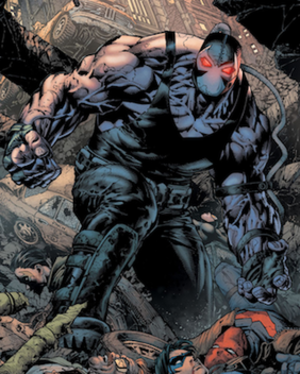 Bane (comics) - Image: Bane Batman Vol 3 18