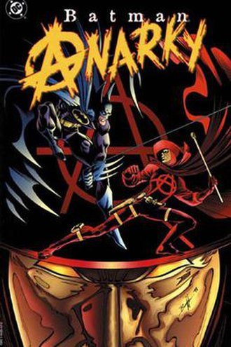 Batman: Anarky - Image: Batman Anarky TPB
