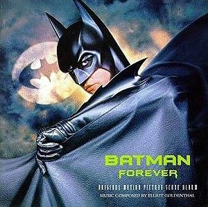 Batman Forever (score) - Image: Batman forever original soundtrack elliot goldenthal