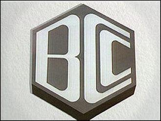 Bank of Credit and Commerce International - Image: Bcci logo