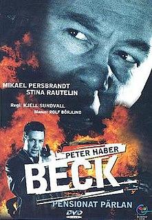 <i>Beck – Pensionat Pärlan</i> 1997 film by Kjell Sundvall