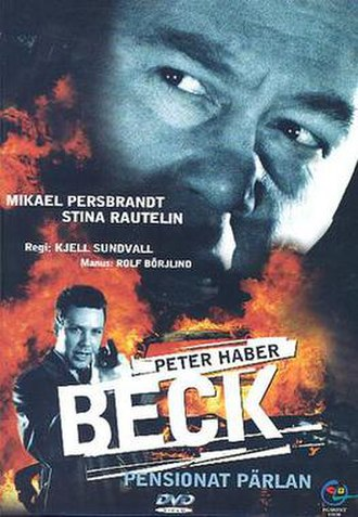 Beck – Pensionat Pärlan - Swedish DVD cover