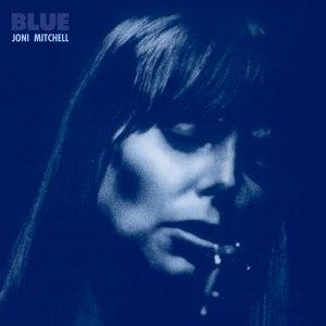 Blue (Joni Mitchell album) - Image: Bluealbumcover