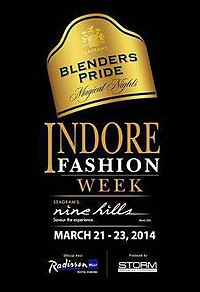 Blenders Pride Fashion Tour  Passes