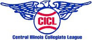 Central Illinois Collegiate League - Image: CIC Llogo