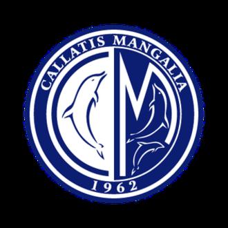 FC Callatis Mangalia - Image: Callatis Mangalia logo