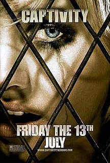 <i>Captivity</i> (film) 2007 film