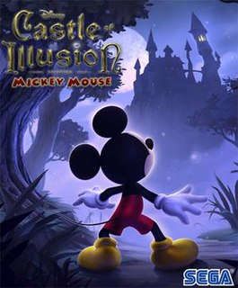 <i>Castle of Illusion Starring Mickey Mouse</i> (2013 video game) 2013 video game