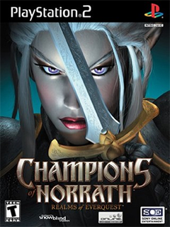 <i>Champions of Norrath</i> 2004 video game