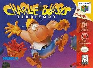 The Bombing Islands -  Charlie Blast's Territory (North American N64 version)