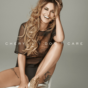 I Don't Care (Cheryl song) - Image: Cheryl I Don't Care (Official Single Cover)