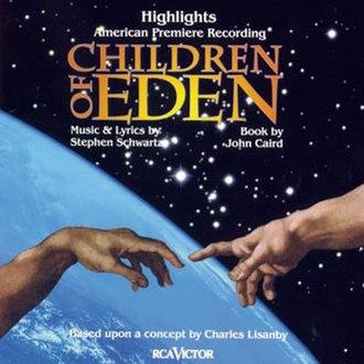 Children of Eden - 1998 New Jersey Cast Recording