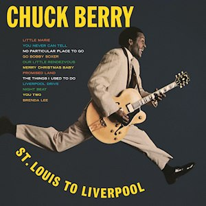 St. Louis to Liverpool - Image: Chuck Berry St. Louis To Liverpool
