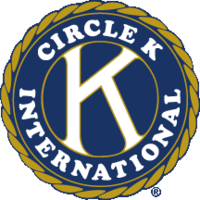 logo for circle k international