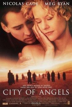 <i>City of Angels</i> (film) 1998 film by Brad Silberling