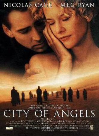 City of Angels (film) - Theatrical release poster